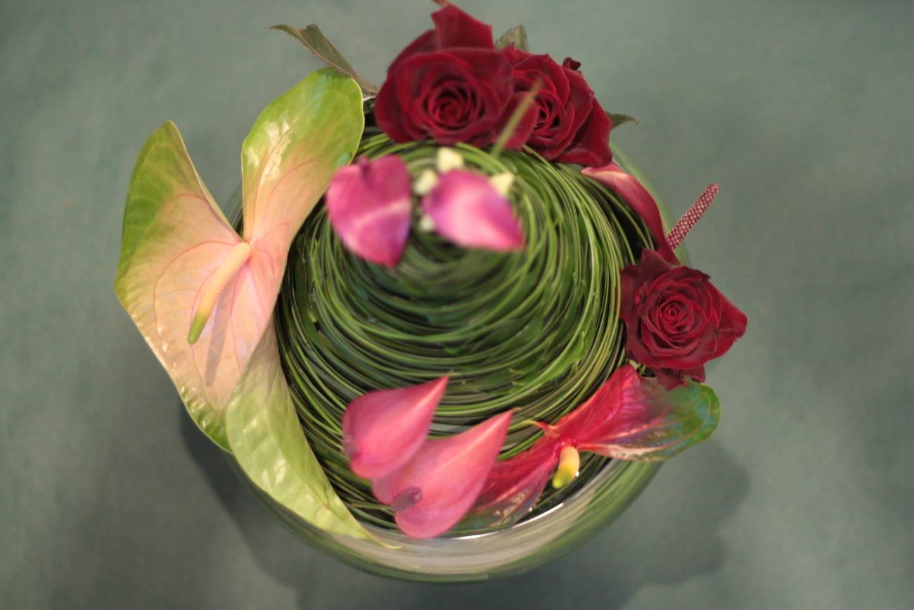 Необычные живые цветы фото