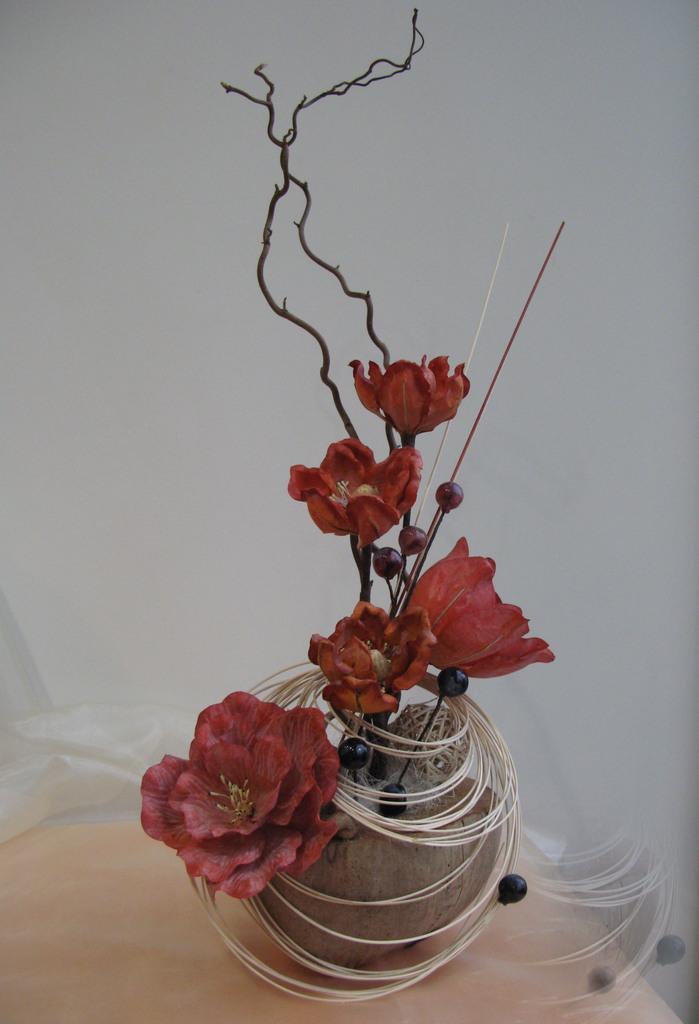 Манишка ажурная спицами схема вязания