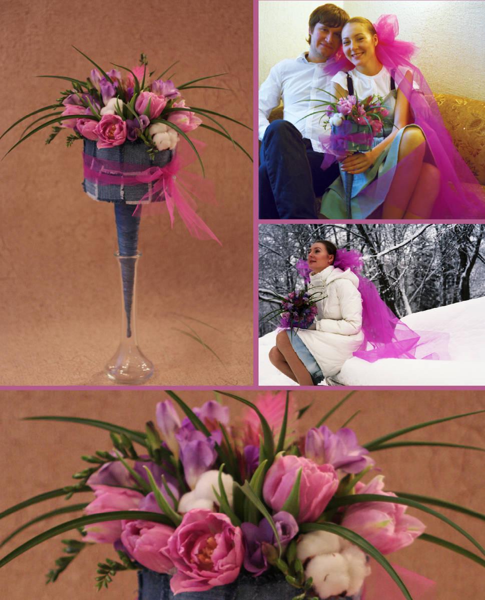 Каркасы для цветов и букетов своими руками 606